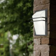An image of a Park Wall Light Black & White