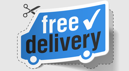 Free delivery on all of our lights to the mainland UK